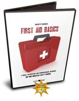 First Aid Toolbox Talk Video