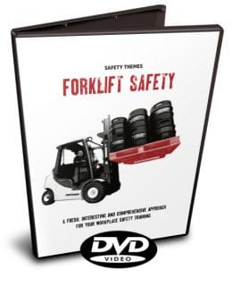 Forklift Safety DVD