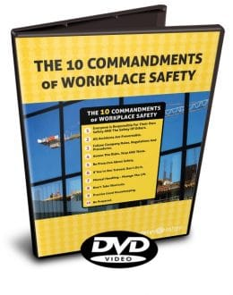 Safety Induction DVD
